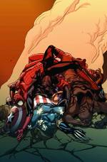New Avengers #55 (Dark Reign Tie-in)