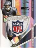 2009 Playoff Absolute Deon Butler NFL Shield # 2/5