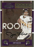 2008 Playoff Contenders Joe Flacco RC AUTO SP 220 MADE